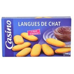 LANGUE DE CHAT CO 200G