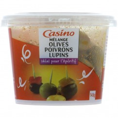 OLIVE LUPIN 145G CO