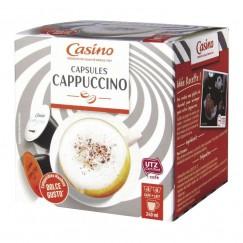 CAPS DG CAPPUCCINOX16 CO 164G