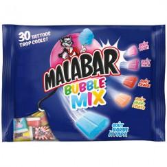 C.GUM BUBBLE MIX 214G MALABAR