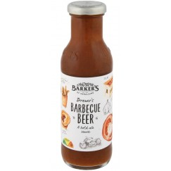 SCE BBQ BIERE 315G BAKERS