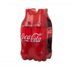 SODA COCA COLA 4X1L