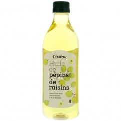 HUILE PEPIN RAISIN 1L CASINO